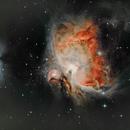 M42, nébuleuse d'Orion,                                Cirodde Jonathan