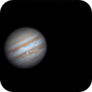 Jupiter, Io and Europa,                                Brian Ritchie
