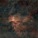 NGC 6188 Dragones de Ara,                                Victor Matamoros Alcaino