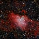 M16 Nebulosa del Águila,                                Miquel