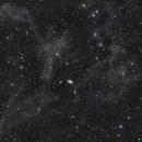 m81 & m82 wide field with comet C/2019 Y4 Atlas,                                Ivan Bosnar
