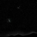 Magellanic Clouds,                                Jan Scheers