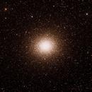 Caldwell C80 - NGC5139 - Omega Centauri Globular Cluster,                                Geoff Scott