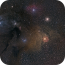 Antares and Rho Ophiuchi Region,                                AstroNico