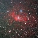 Bubble Nebula,                                Chris Price
