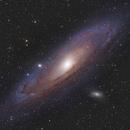 M31,                                SkyEyE Observatory
