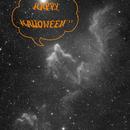 Happy Halloween ! (Ghost Nebula),                                Jean-Baptiste Auroux