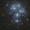 M45 - Pleiades,                                rlenz