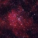 NGC6820 Nebula,                                Mark Eby