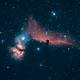 Horse nebula,                                Javier Ramos