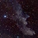 IC2118 - The Witchhead Nebula in Eridanus (Reprocessed),                                Arun H.