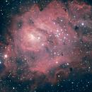 M8 - Lagoon Nebula,                                Rodrigo Andolfato