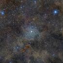 NGC7023 - The Iris Nebula Wide Field,                                Ryan