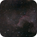 The Cygnus wall,                                space1234111