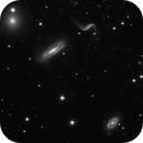 Hickson Compact Galaxy Group  44,                                keving
