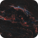 Western Veil,                                SkyEyE Observatory