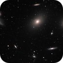 Markarian's chain, M86, M84 and companions,                                José Manuel Taverner Torres
