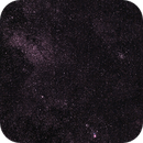 Milky way, relatively large field, 100 mm focal length,                                PINCELLA Claudio