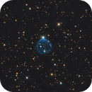 Kronberger 61 (Kn 61) / Soccer Ball Nebula,                                Chris Sullivan