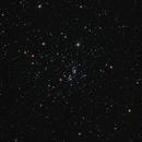 Perseus Double Cluster (RGB),                                DerPit