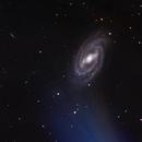 M109 and the Phecda Effect,                                Bob Stevenson