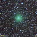 Comet Hartley 2,                                José J. Chambó