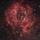 Nebulosa Rosetta NGC 2244 Lrgb,                                Enrico Benatti
