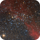 NGC 3532 - Wishing Well Star Cluster in LRHaGB from bortle 9,                                Ariel Cappelletti
