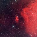 Sh2 201 H-alpha RGB,                                jerryyyyy