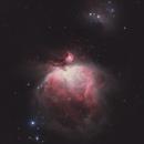 Orion Nebula,                                PauRoche