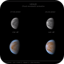 Venus - clouds movement animation 7-8.02.2020 (UV),                                Łukasz Sujka