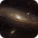 M31 Andromeda galaxy,                                JLastro