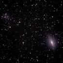 NGC-7331,                                Miguel Morales