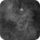 NGC6604 and Sh2-54 Scary Face Nebula,                                equinoxx