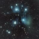 Pleiades M45,                                AcmeAstro