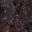 SH2-187 HRGB Image,                                Eric Coles (coles44)
