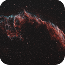 NGC 6992 - Eastern Veil HSO,                                Mike Hislope