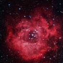 Rosette Nebula,                                bilgebay