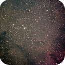 ic 1396 - 200 180 secs unguided subs of 11 and 12 April 2015 - v3 sharpening,                                Stefano Ciapetti