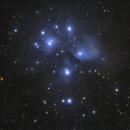 The Seven Sisters - M45 (Pleiades),                                Alessio Vaccaro