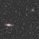 Stefan's Quintet and NGC 7331,                                Emmanuel JORDAN