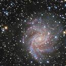 NGC 6946,                                jelisa