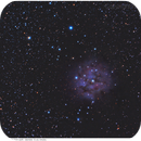 IC5146 Cocoon Nebula,                                HekelsSkywatch