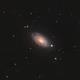 M63 Sunflower Galaxy,                                John Travis
