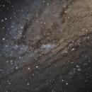 NGC206 - Star Cloud,                                Jason Guenzel