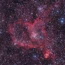 IC 1805 Heart Nebula  crop,                                Giorgio Ferrari
