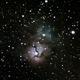 M20 Trifid Nebula,                                sfischer