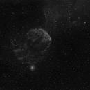 IC 443 HA - work in progress,                                Fritz