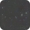 Markarian Chain of the 25th of April -160 120 secs unguided subs,                                Stefano Ciapetti
