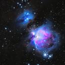 Great Nebula in Orion,                                fewayne